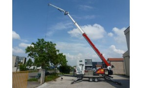 Grue montage rapide occasion 30m